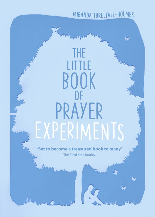 The Little Book of Prayer Experiments - Author Interview